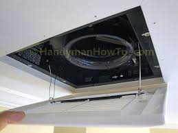 2x2 Ceiling Tile Exhaust Fan by How To Replace A Bathroom Exhaust Fan And Ductwork Final Install