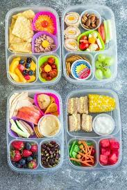 8 Healthy And Delicous Lunches For Back To School Tons Of Ideas With Options