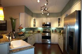 track lighting in kitchen size of kitchen track pendant