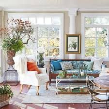 Deborah Herbertson Connecticut Cottage Sunroom