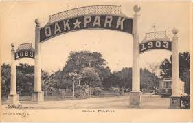 sacramento california oak park joyland amusement light bulb arch