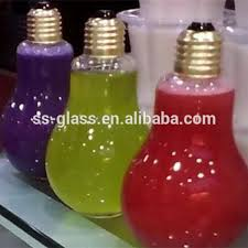 250ml glass light bulb jar with gold lid jar buy 250ml