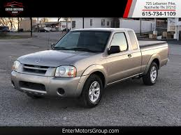 2004 Used Nissan Frontier 2WD At Enter Motors Group Nashville, TN ...