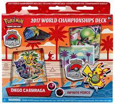 pokemon world chionships deck 2017 diego cassiraga starter deck
