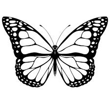 Papillon à Colorier à Imprimer