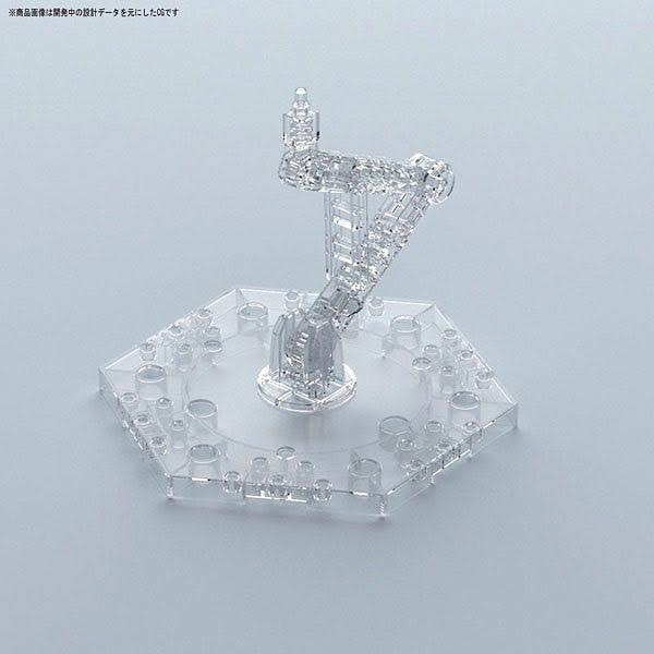 Bandai Action Base 5 Clear(Japan import)