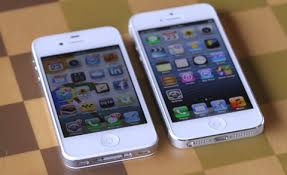iPhone 5 vs iPhone 4S Up close and personal  YugaTech