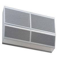 mars air systems industrial air curtains for loading doors and