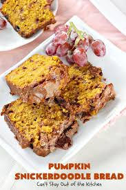 Nordic Ware Pumpkin Loaf Pan Recipe by Pumpkin Snickerdoodle Bread Can U0027t Stay Out Of The Kitchen