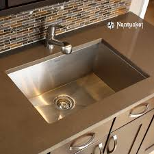 Kohler Riverby Undermount Kitchen Sink by Kraus Farmhouse Apron Front Stainless Steel 30 In Single Basin