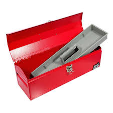 Big Red 19 In. Hand-Away Tool Box-TB101 - The Home Depot Alinum Truck Tool Boxes Equipment Accsories The Husky 70 In Topsider Black Lowprofile Boxthd70lpb 713 X 205 176 Matte Full Size Dewalt Tstak Vi 17 Deep Box Boxdwst17806 Home Depot Lund 53 In Gun 8227 With Wheel 26 Plastic With Metal Latches Black235580 37 Mobile Job Utility Cart Black209261 Portable Storage Homak 20 Handcarry Redrd120004 18 Drawer Chest Trucks Or Midsize Cargo Management
