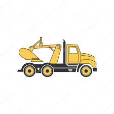 Line Drawing Yellow Digging Truck — Stock Vector © Mizlatic #113088264 How To Draw An F150 Ford Pickup Truck Step By Drawing Guide Dustbin Van Sketch Drawn Lorry Pencil And In Color Related Keywords Amp Suggestions Avec Of Trucks Cartoon To Draw Youtube At Getdrawingscom Free For Personal Use A Dump Pop Path The Images Collection Of Food Truck Drawing Sketch Pencil And Semi Aliceme A Cool Awesome Trailer Abstract Tracing Illustration 3d Stock 49 F1 Enthusiasts Forums