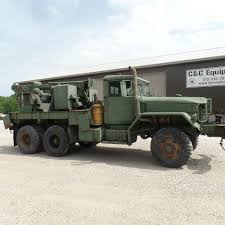 100 5 Ton Military Truck For Sale 1971 M816 Wrecker Winch Ton AM General Solid Truck