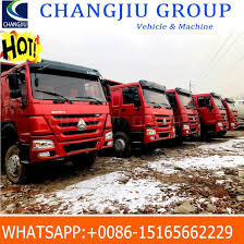 100 Used Truck Transmissions For Sale Hot Item High Quality Sinotruck HOWO 6X4 Manual Transmission Mining Dump For