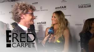 Heidi Klum Halloween Clones heidi klum spills on her halloween costume e live from the red