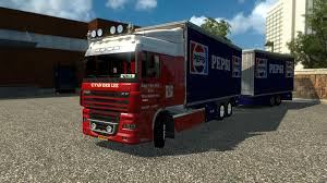 DAF XF TANDEM AND DAFXF TRUCK 1.17 - 1.21 | ETS2 Mods | Euro Truck ...