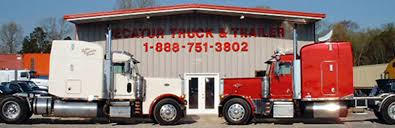 100 Truck Paper Trailers For Sale HOME DECATUR TRK TRLR SALES INC TRUCKS AND TRAILERS