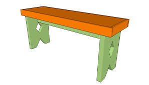 simple wood bench plans free quick woodworking projects