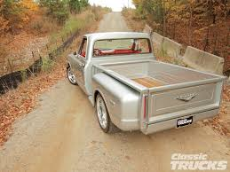 1968 Chevrolet C10 Stepside - Hot Rod Network | Chevy Trucks ...