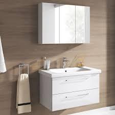 badmöbel set hochglanz weiss badezimmer kaufen auf ricardo