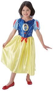 snow white girls fancy dress disney princess fairytale book