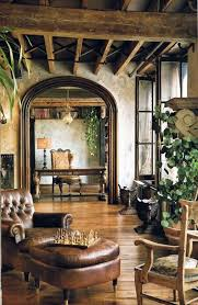Tuscan Style Living Room