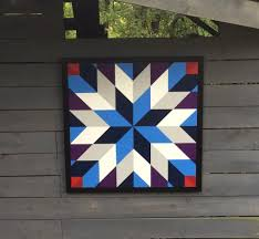 Laurel Barn Quilts - Lone Star | Barn Quilts | Pinterest | Barn ... Rolling Star Barn Quilt With Monogram And Frame Morning The Red Feedsack Wooden Quilt Square And A Winner Tweetle Dee Design Co Starburst Barn Ladies Book Collection Fall Back A Quilts The American Trail Yes Georgia We Do Have Foundation Paper Pieced Block Pattern Meanings Gallery Handycraft Decoration Ideas Rainboots Handmade By Dave My First 4x4 Round Wicked Designs Llc Crayon Box Studio Classic Metal Company Review