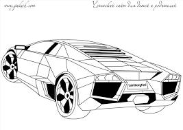 To Lamborghini Coloring Pages Print Aventador Huracan Star Children