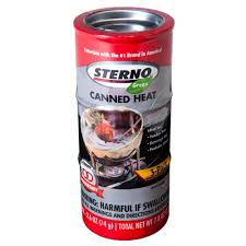 Sterno Candle Lamp Company sterno candlelamp 2 6 oz 45 minute cooking fuel 3 pack 20229