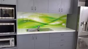 Printed Glass Kitchen Splashbacks For Your Or Bathroom