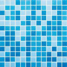 tile ideas glass metal mosaic tile blue glass tiles for