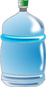 Clipart Water Bottles
