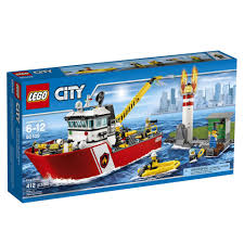 LEGO® City Fire Boat 60109 : Target