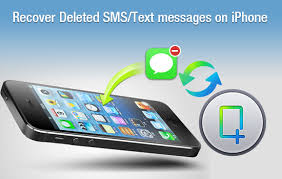 Wrongly deleted text messages on iPhone6 5 5S 4S can be retrieving