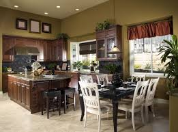 Integrated Kitchen Living Spaces