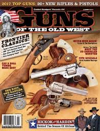 guns of the old west magazine subscription 4 digital issues