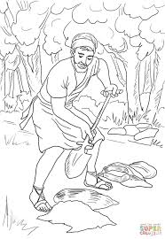 Click The Parable Of Talents Coloring Pages To View Printable Version Or Color It Online Compatible With IPad And Android Tablets