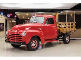 Pin 1951 Chevrolet Stakebed Truck 350650 On Pinterest