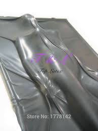 latex vacuum bed vacbed huge size black deflated rubber bed 2 3m x