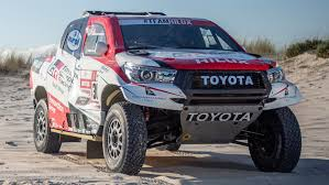 100 Subaru Pickup Trucks Toyota Enters 2019 Dakar With Three Bespoke Hilux