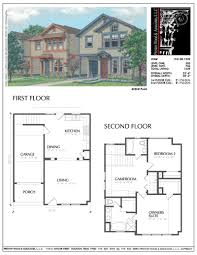 100 Picture Of Two Story House Plan D3138 A