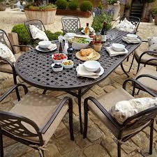 Oval Patio Table Set Ideas for Make an Oval Patio Table – Modern