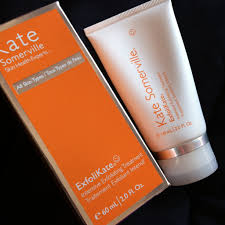 Pumpkin Enzyme Mask Peter Thomas Roth by Elaine U0027s Beauty Reviews Kate Somerville Exfolikate Intensive