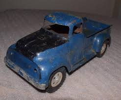 Tonka 1950s Ford Step-side Pick-up Truck   #1795581343