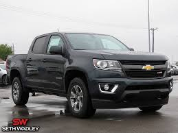 100 Four Door Truck 2018 Chevy Colorado Z71 4X4 For Sale Ada OK J1230990