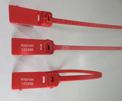 Security Seals 13 Inch Hd Red Plastic Security Seal Secure Cable Ties Manufacturer Of Plastic Seals Indicative Pull Tight Introducing Our Brand New Online Custom Builder Seals Tamper Evident Adjusted Length Security Truck Free Number Printed 40pcs High Quality 21cm Logistics Seal Tanker Hoefon Uniflag Big Tag Universeal Uk Ltd Whosale Cargo Buy Best