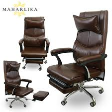 Maharlika Office Chair Home Office Chair Leather Designed Reclining Swivel  Chair High Back Chair Maharlika Office Chair Home Leather Designed Recling Swivel High Back Deco Alessio Chairs Executive Low Recliner The 14 Best Of 2019 Gear Patrol Teknik Ambassador Faux Cozy Desk For Exciting Room Happybuy With Footrest Pu Ergonomic Adjustable Armchair Computer Napping Double Layer Padding Recline Grey Fabric Office Chairs About The Most Wellknown Modern Cheap Find Us 38135 36 Offspecial Offer Computer Chair Home Headrest Staff Skin Comfort Boss High Back Recling Fniture Rotationin Racing Gaming