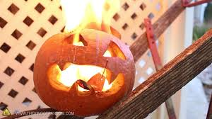 Pumpkin Faces To Carve by How To Make An Exploding Pumpkin Face Aka Blast O U0027 Lantern For