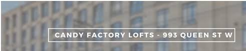 100 The Candy Factory Lofts Toronto