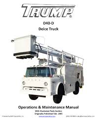 Trump D40-D Aircraft Deicer Truck Manual - AERO Specialties Buy2ship Trucks For Sale Online Ctosemitrailtippmixers 1990 Spartan Pumper Fire Truck T239 Indy 2018 1960 Ford F100 Trucks And Classic Fords F150 Truck Franchise Alone Is Worth More Than The Whole 1986 Fmc Emergency One Youtube Cool Lifted Jacked Up Modified Rocky Ridge Fwc Inc Glasgowfmcfeaturedimage Johnston Sweepers Global 1989 Used Details 1984 Chevrolet Link Belt Mechanical Boom Crane 82 Ton Bahjat Ghala Matheny Motors In Parkersburg A Charleston Morgantown Wv Gmc